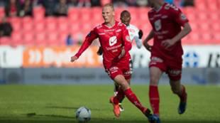 Brann - Sogndal 2-0: Kristoffer Barmen
