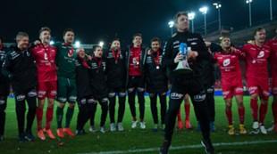 Brann - Sarpsborg 08 2-1: Dan Riisnes leder laget i Kokkolele etter seieren