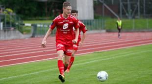 Sogn og Fjordane XI - Brann 0-8: Mads Hvilsom