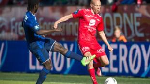 Brann - Stabæk 1-0: Ruben Kristiansen