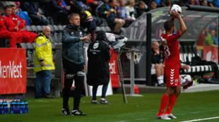 Sogndal - Brann 2-2: Lars Arne Nilsen