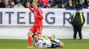 Rosenborg - Brann 3-0: Erik Huseklepp