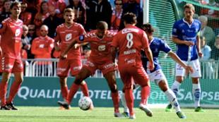 Sarpsborg 08 - Brann 1-0: Amin Nouri