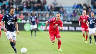 Viking - Brann 0-1: Fredrik Haugen