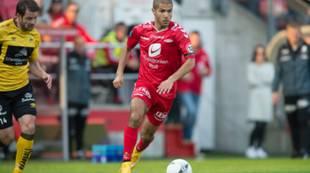 Brann - Start 1-0: Amin Nouri