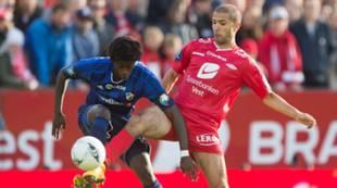 Brann - Stabæk 1-0: Amin Nouri