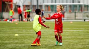 Brann Fotballskole 2015
