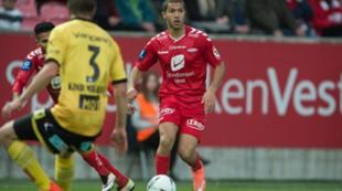 Brann - Lillestrøm 1-2: Amin Nouri