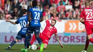 Brann - Stabæk: Vadim Demidov