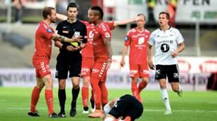 Brann - Rosenborg 1-1: Vadim Demidov og Bismar Acosta