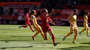Brann - Bodø/Glimt 1-0: Jakob Orlov
