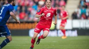 Brann - Stabæk 1-0: Jakob Orlov