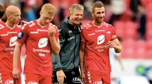 Brann - Aalesund 6-0: Lars Arne Nilsen og Azar Karadas