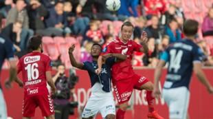 Brann - Viking 0-0: Fredrik Haugen