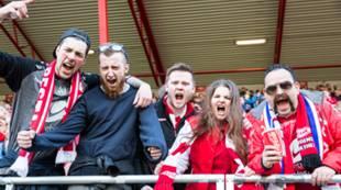 Brann - Stabæk 1-0: Publikumsbilder 16. mai 2016