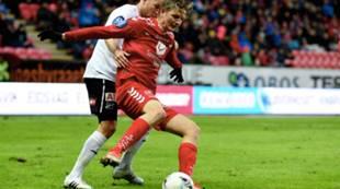 Brann - Odd 0-0: Erik Huseklepp