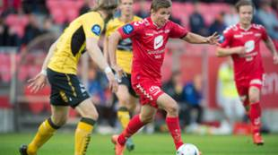 Brann - Start: Steffen Lie Skålevik