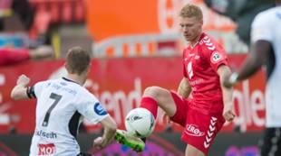 Brann - Viking 2-0: Sivert Heltne Nilsen