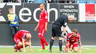 Molde - Brann 2-0: Vadim Demidov