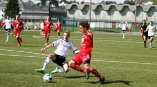 G16 Brann - RBK 8-0: Mats Fjelltveit