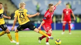 Start - Brann 1-2: Fredrik Haugen