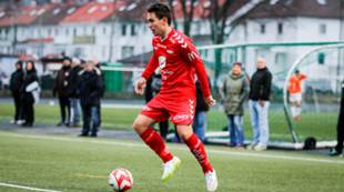 Brann 2 - Austevoll 3-1: Viljar Birkeland