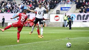 Rosenborg - Brann 1-0