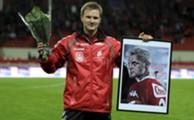 Christian Kalvenes takkes på Stadion