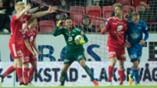 Brann - Molde 2-1: Piotr Leciejewski
