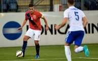 U21 Norge - England 0-1: Jonas Grønner
