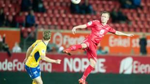 Brann - Jerv 2-0: Fredrik Haugen