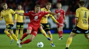 Brann - Lillestrøm 1-2: Azar Karadas