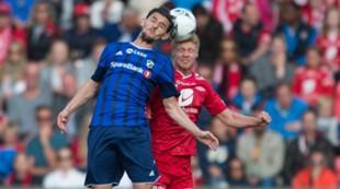 Brann - Stabæk 1-0: Sivert Heltne Nilsen