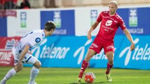 Brann - Haugesund 1-1: Ruben Kristiansen