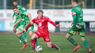 Nest-Sotra - Brann:Eirik Birkelund