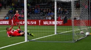Sogndal - Brann 2-2: Steffen Lie Skålevik sklir inn 2-2-målet