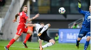 Rosenborg - Brann 3-0: Vadim Demidov