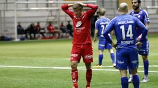 Brann - Tromsø 0-3:Steffen Lie Skålevik