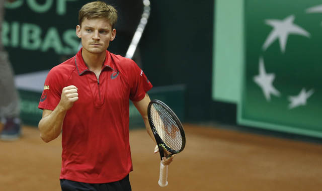 David Goffin's unbelievable get is Sunday's shot of the day
