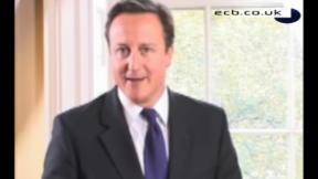 PM backs England