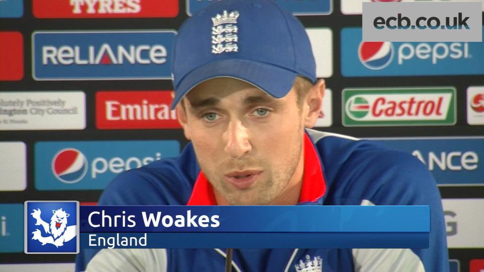 Woakes out for 'Cake Tin' redemption