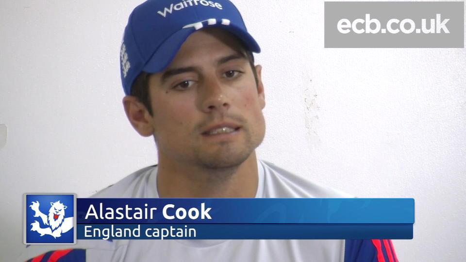 Cook expecting battle with West Indies