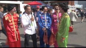 Adam Hollioake meets The Beatles