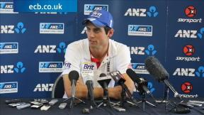 Cook pleased with comeback