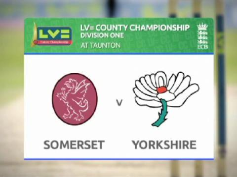 Somerset v Yorkshire - Day 2 - Trescothick runs amok