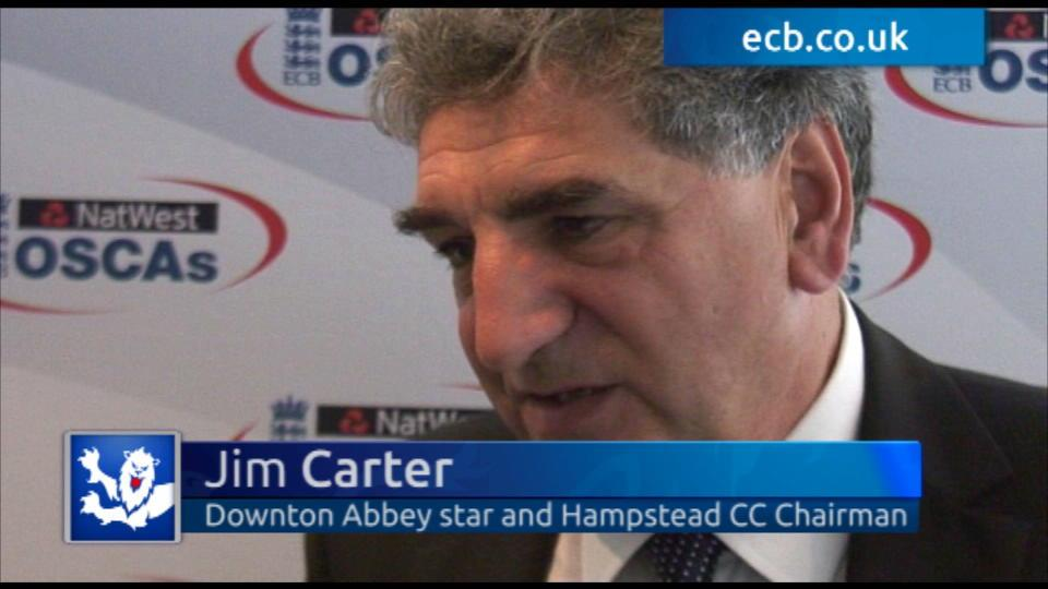Volunteers - Jim Carter