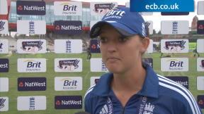 Taylor powers England to win