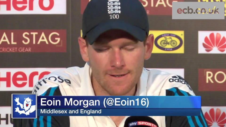Eoin Morgan to captain England against Sri Lanka, 4th ODI, Colombo