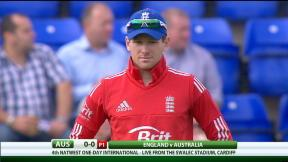 4th NatWest Series ODI - Australia Innings
