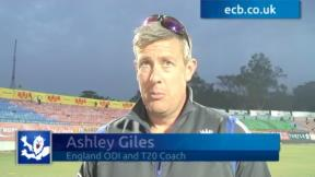 Giles turns attention to NZ